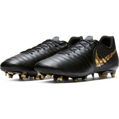 Foto van Nike Tiempo Legend VII Academy FG Black-Gold
