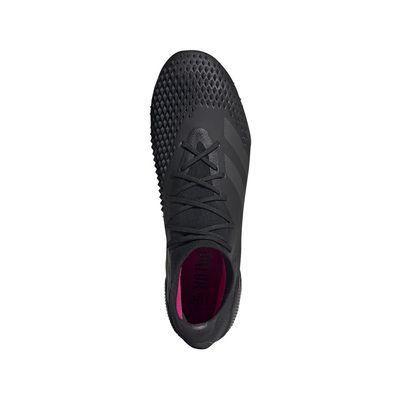 Foto van Adidas Predator Mutator 20.1 FG Core Black Shock Pink