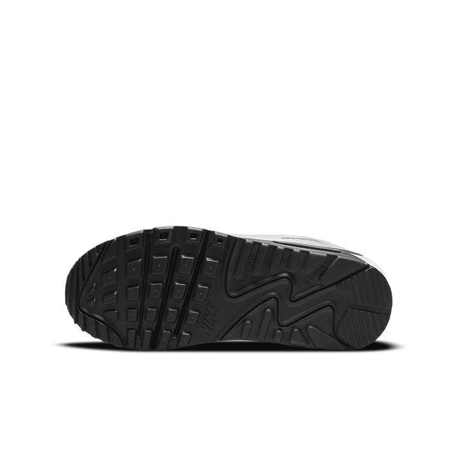 Afbeelding van Nike Air Max 90 Kids Leather White Volt