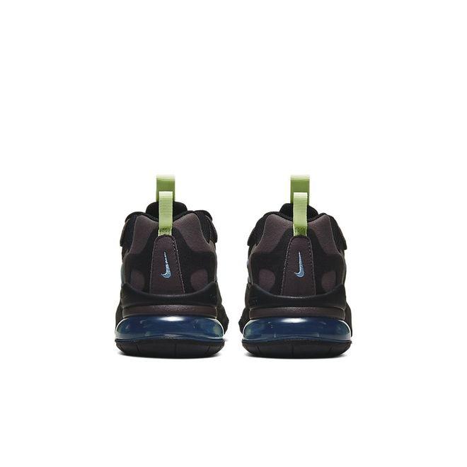 Afbeelding van Nike Air Max 270 React Kids Black