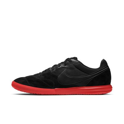 Foto van The Nike Premier II Sala IC Black Chile Red