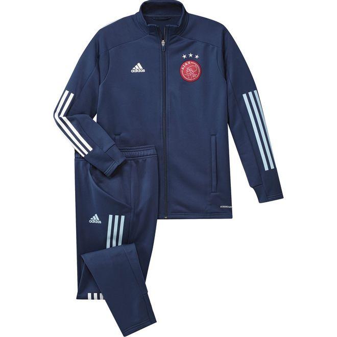 Afbeelding van Ajax Trainingspak Kids Mistery Blue