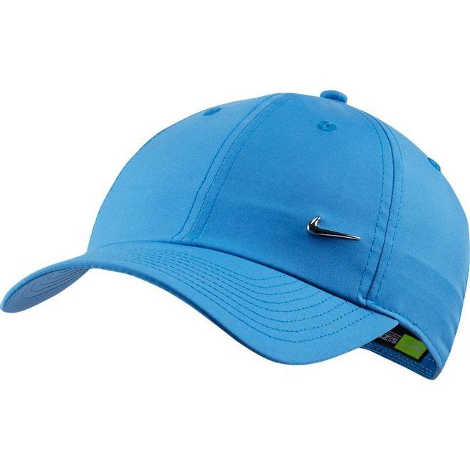 Afbeelding van Nike Metal Swoosh H86 Cap Pacific Blue