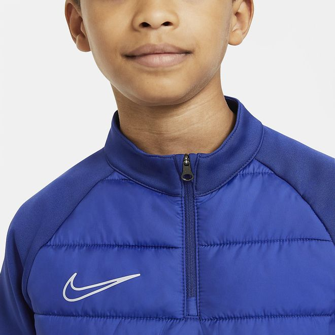 Afbeelding van Nike Sportswear Therma Padded Academy Drill Set Kids Deep Royal Blue