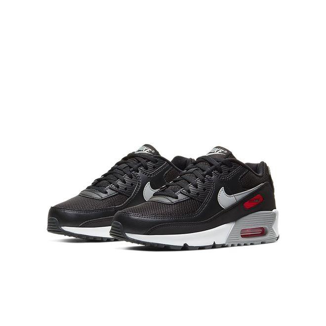 Afbeelding van Nike Air Max 90 Kids Black Grey