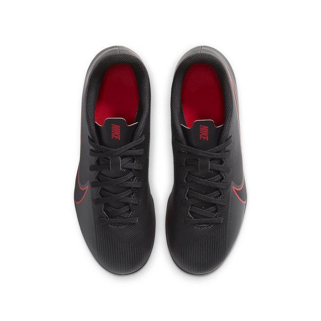 Afbeelding van Nike Mercurial Vapor 13 Club FG Kids Black