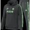 Afbeelding van Malelions Sport Tracksuit Warming Up Antra Neon Green