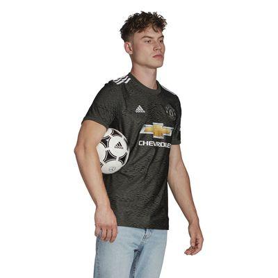 Foto van Manchester United Shirt Uit