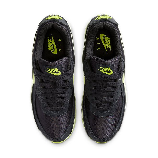 Afbeelding van Nike Air Max 90 Dark Smoke Grey Volt