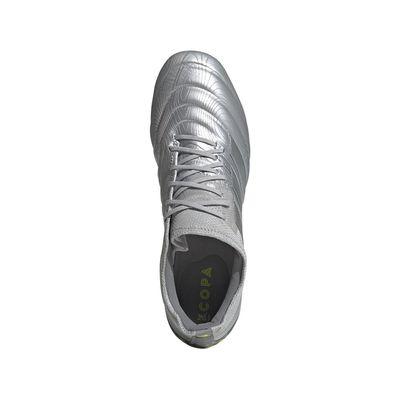 Foto van Adidas Copa 20.1 FG Silver