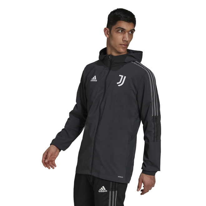 Afbeelding van Juventus Tiro Presentatiepak Carbon