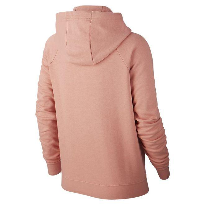 Afbeelding van Nike WMNS Essential Hoodie FZ Fleece Pink Quartz