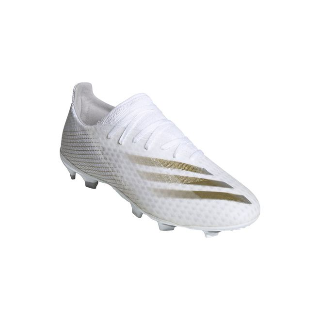 Afbeelding van Adidas X Ghosted 3 FG White Gold