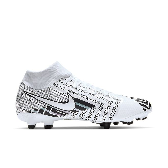 Afbeelding van Nike Superfly 7 Academy MDS FG White Black