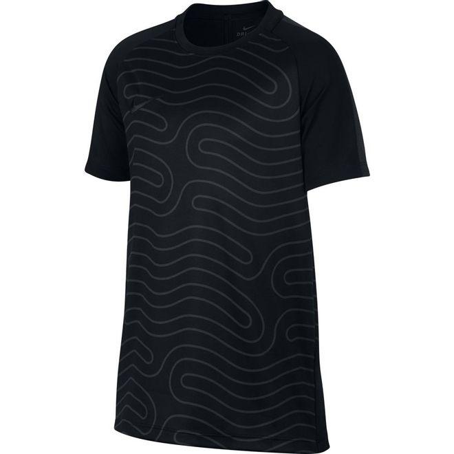 Afbeelding van Nike Dry Academy Top SS Kids Black