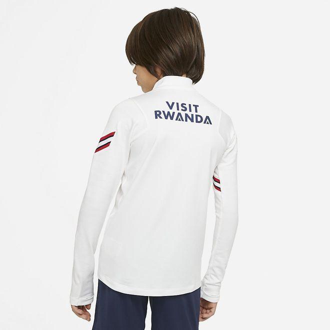 Afbeelding van Paris Saint-Germain Strike Set Kids White Midnight Navy
