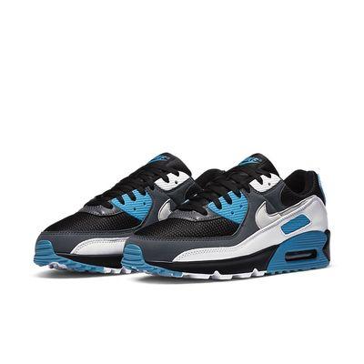 Foto van Nike Air Max 90 Reverse Laser Blue