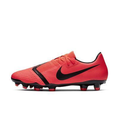 Foto van Nike PhantomVNM Academy FG Bright Crimson