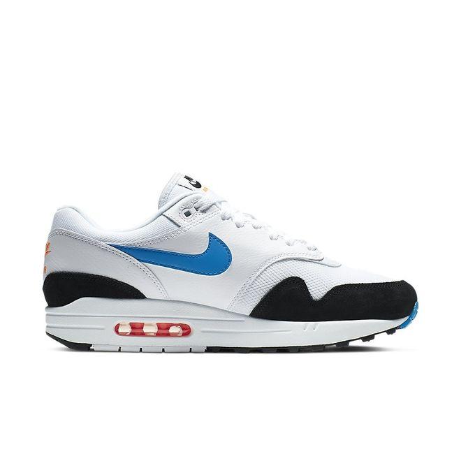 Afbeelding van Nike Air Max 1 White Blue