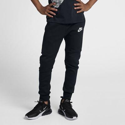 Foto van Nike Sportswear Tech Fleece Pant Black Kids