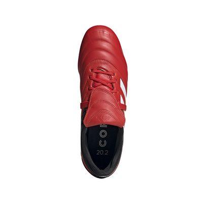Foto van Adidas Copa Gloro 20.2 FG Active Red