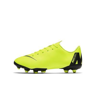 Foto van Nike Vapor 12 Academy GS MG Kids Volt