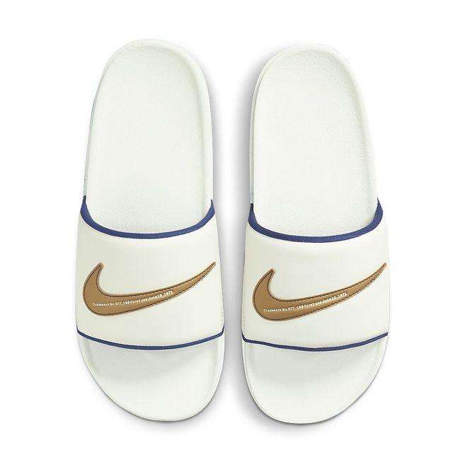 Afbeelding van Nike Offcourt Slipper Sail