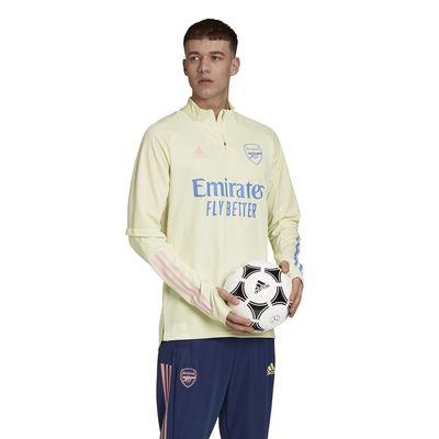 Foto van Arsenal FC Trainingsset Yellow Tint