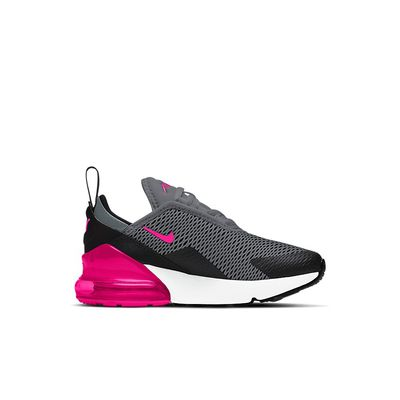 Foto van Nike Air Max 270 Kids Smoke Grey Hyper Pink