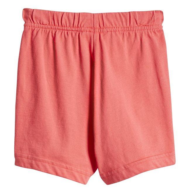 Afbeelding van Adidas Favorites Short Sleeve Set Infants Glory Pink