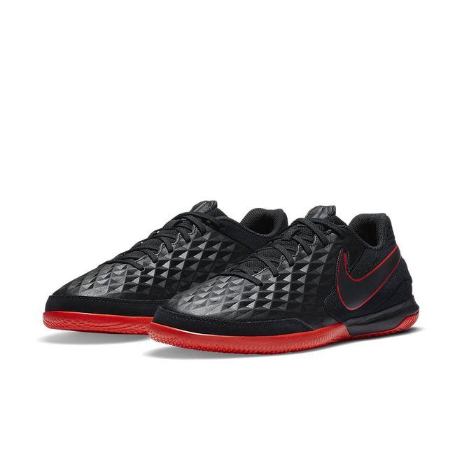Afbeelding van Nike Legend 8 Academy IC Black-Chile Red