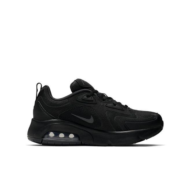 Afbeelding van Nike Air Max 200 Kids Black