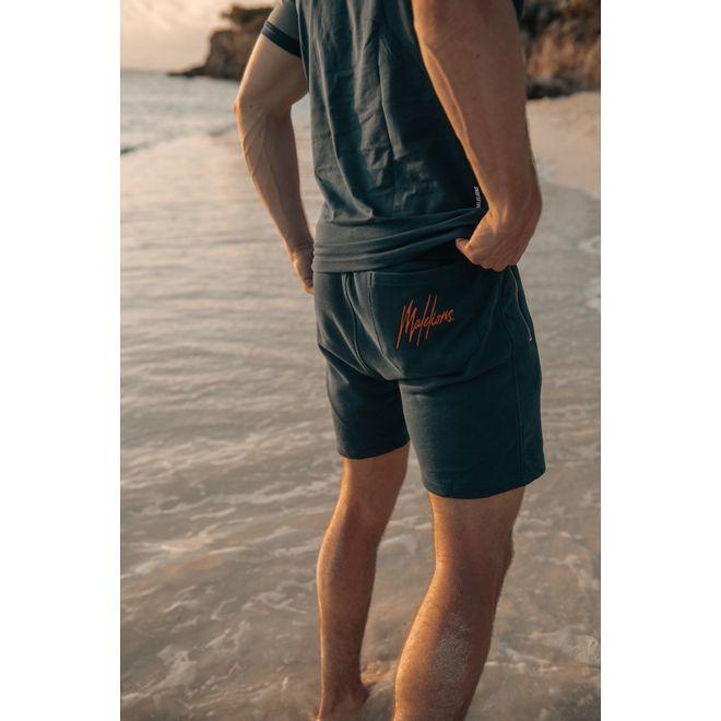 Afbeelding van Malelions Captain Set Pink Navy Orange