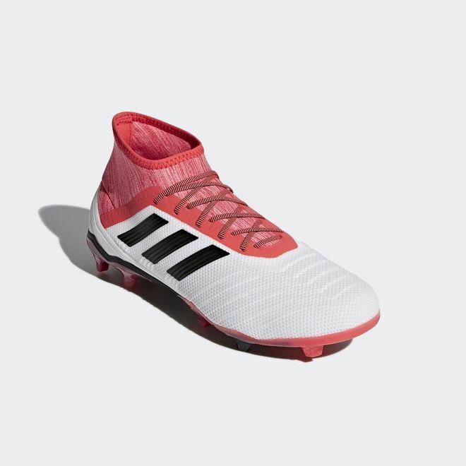 Afbeelding van Adidas Predator 18.2 FG Wit