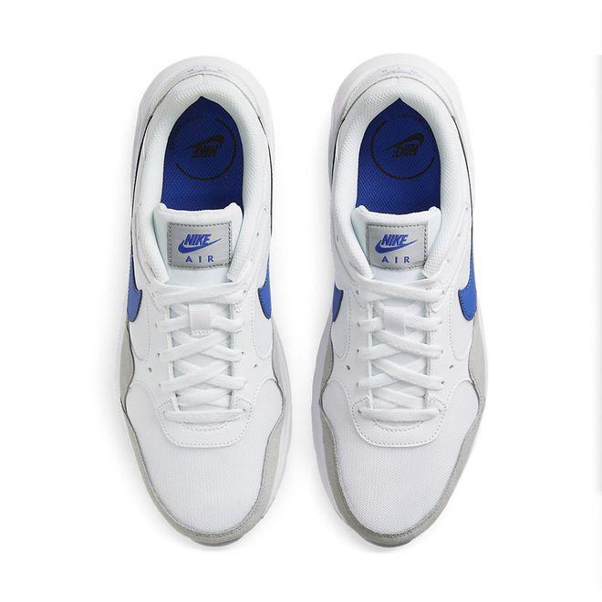 Afbeelding van Nike Air Max SC White/Game Royal Wolf Grey