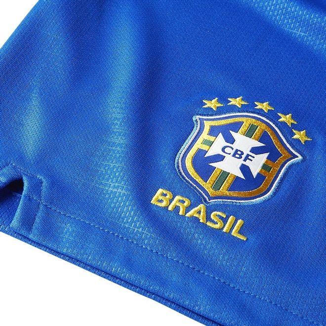Afbeelding van 2018 Brasil CBF Stadium Home Short
