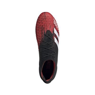 Foto van Adidas Predator Mutator 20.1 FG Active Red
