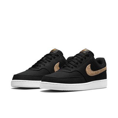 Foto van Nike Court Vision Low Black Twine