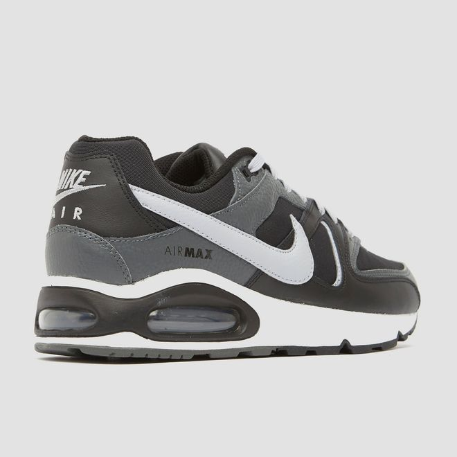 Afbeelding van Nike Air Max Command Leather Black White