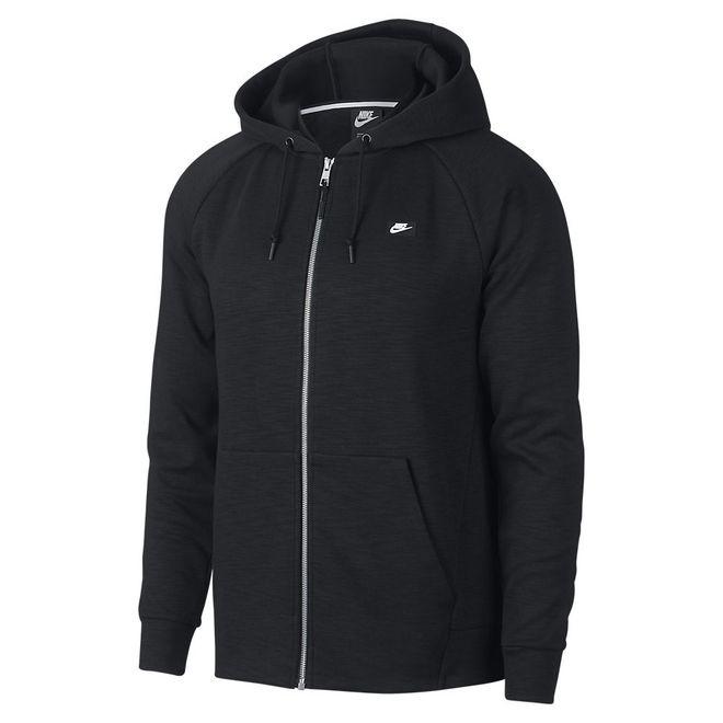 Afbeelding van Nike Sportswear Optic Hoodie Black
