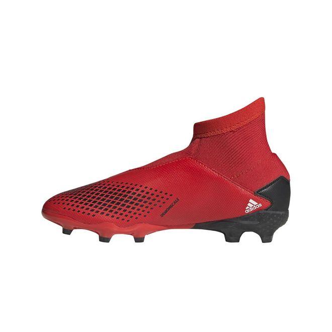 Afbeelding van Adidas Predator 20.3 LL FG Kids Active Red