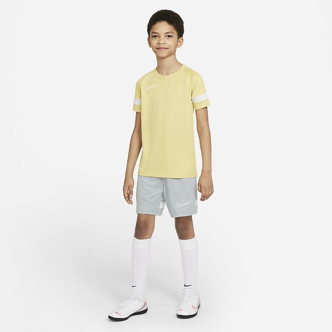 Afbeelding van Nike Dri-FIT Academy Short KIds Light Pumice