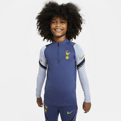 Foto van Tottenham Hotspur Strike Set Kids Mistic Navy