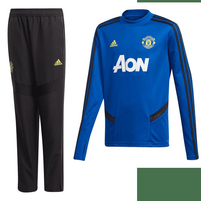 Afbeelding van Manchester United Training Set Kids
