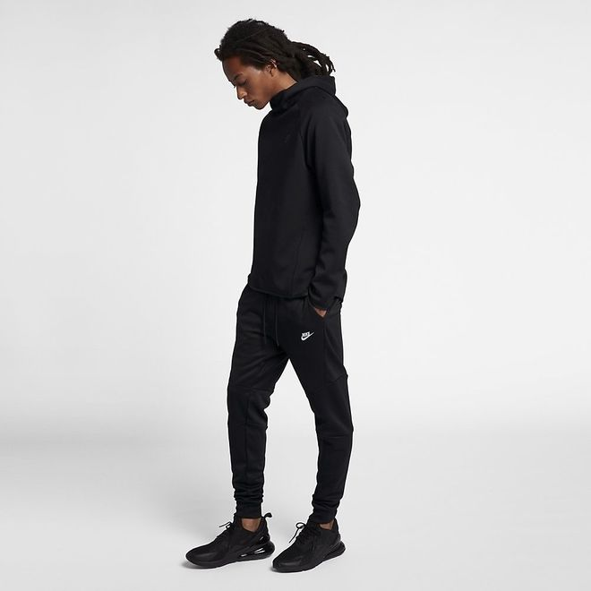 Afbeelding van Nike Sportswear Tech Fleece Black