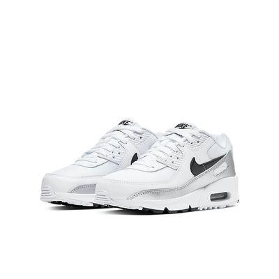 Foto van Nike Air Max 90 Kids White Black