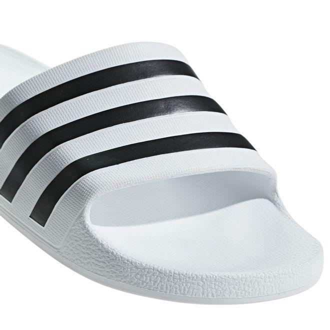 Afbeelding van Adidas Adilette Aqua Slippers White-Black