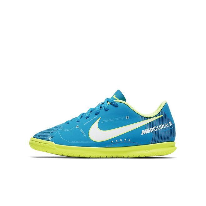 Afbeelding van Nike Mercurialx Vortex III Neymar IC Kids