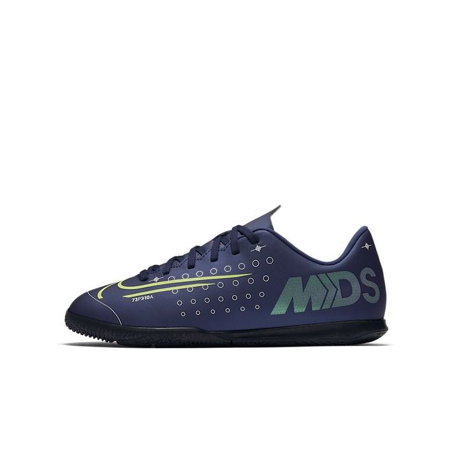 Afbeelding van Nike Mercurial Vapor Club 13 MDS IC Kids Blue Void