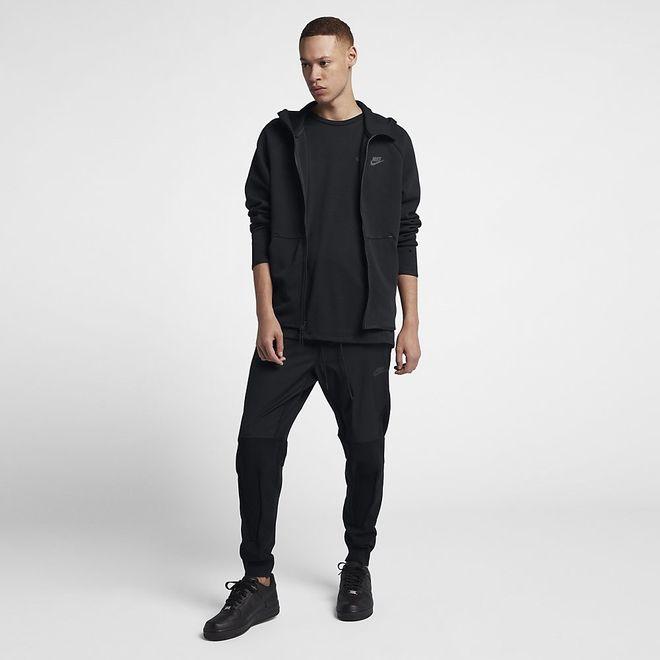 Afbeelding van Nike Sportswear Tech Fleece Zwart